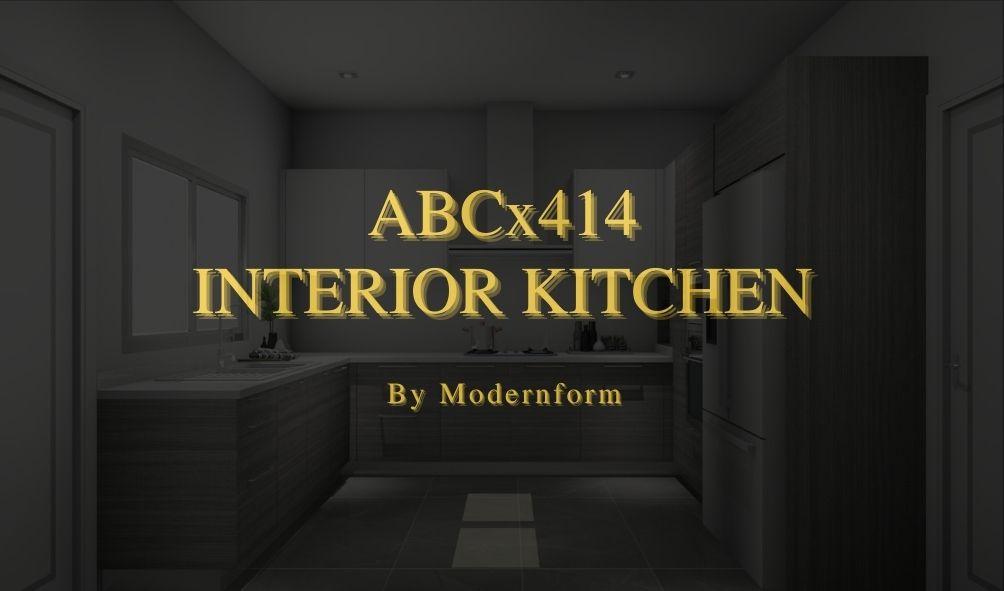 Monochrome Interior Designer Business Card (2)