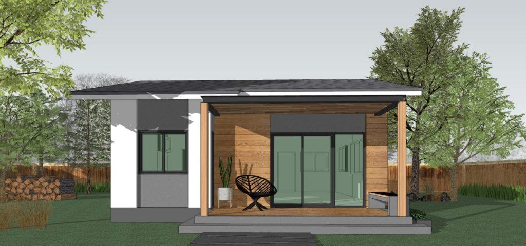 Thumbnail บ้านสวน 80 ตร.ม2 1