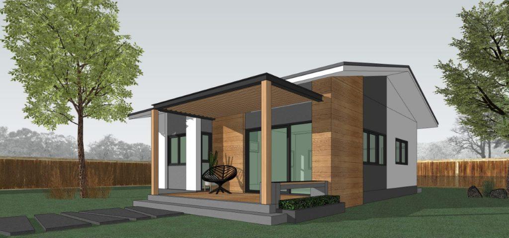 Thumbnail บ้านสวน 80 ตร.ม2 2