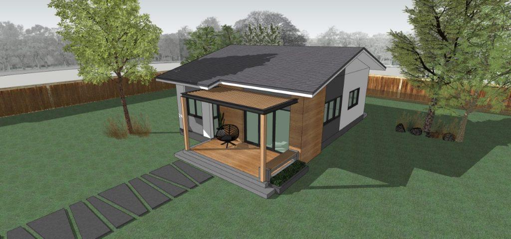 Thumbnail บ้านสวน 80 ตร.ม2 4